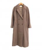 PROPORTION BODY DRESSING()の古着「19AW コート」 ブラウン