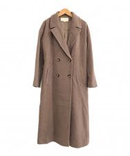PROPORTION BODY DRESSING (プロポーションボディドレッシング) 19AW コート ブラウン サイズ:1