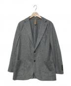 eleventy(イレブンティ)の古着「ウールジャケット」 グレー