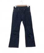 LEVIS VINTAGE CLOTHING()の古着「1970年 517 BOOT CUT」|ブルー