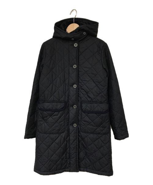 MACKINTOSH(マッキントッシュ)MACKINTOSH (マッキントッシュ) キルティングコート ネイビー サイズ:36の古着・服飾アイテム