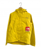 THE NORTH FACE()の古着「SCOOP JACKET」|イエロー