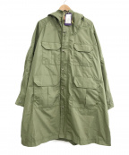 THE NORTHFACE PURPLELABEL()の古着「Midweight 65/35 Mountain Coat」|カーキ