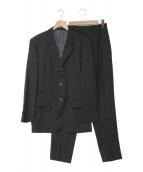 Jean Paul Gaultier homme(ジャンポールゴルチェオム)の古着「セットアップスーツ」|ブラック