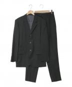 Jean Paul Gaultier homme(ジャンポールゴルチェオム)の古着「セットアップスーツ」 ブラック