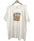ALL SPORTS EVENTS(オールスポーツイベンツ)の古着「90sヴィンテージTシャツ」|ホワイト