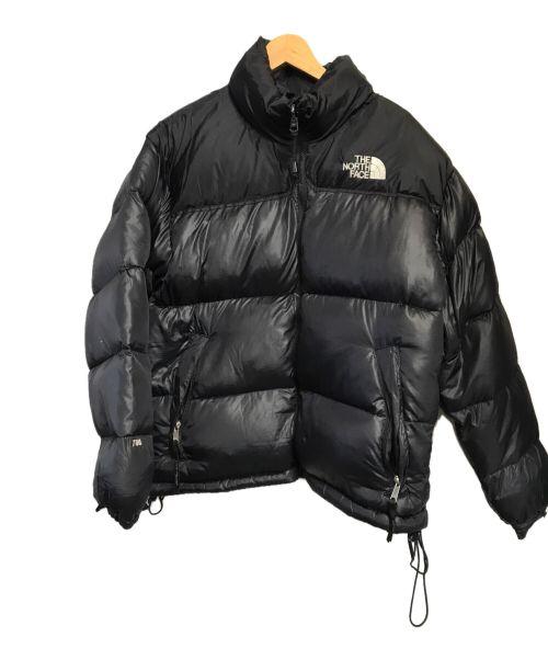 THE NORTH FACE(ザ ノース フェイス)THE NORTH FACE (ザ ノース フェイス) 90-00's ヴィンテージヌプシダウンジャケット ブラック サイズ:Mの古着・服飾アイテム