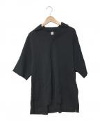 KAPTAIN SUNSHINE()の古着「Skipper Shirt」 ブラック