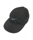 NIKE ×Supreme(ナイキ×シュプリーム)の古着「TRAIL RUNNING CAP」|ブラック