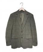 Mr.Gentleman(ミスタージェントルマン)の古着「2Bジャケット」|ブラウン