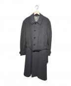 OLD ENGLAND(オールドイングランド)の古着「ウールコート」 グレー
