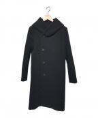 wjk(ダブルジェイケー)の古着「19A/W witch coat」|ブラック