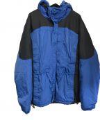 L.L.Bean()の古着「中綿ジャケット」|ブルー