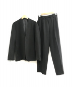 MAISON SPECIAL(メゾンスペシャル)の古着「OUTLAST SETUP」|ブラック