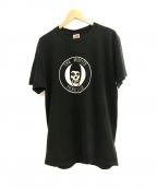 バンドTシャツ(バンドTシャツ)の古着「[古着]MISFITS バンドTシャツ」 ブラック
