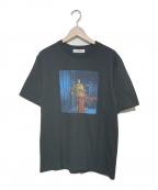 UNDERCOVER(アンダーカバー)の古着「21S/S プリントTシャツ」|ブラック