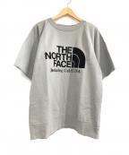 THE NORTHFACE PURPLELABEL()の古着「10oz Crew Neck Sweat」|グレー
