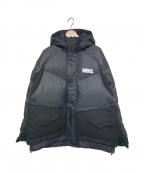 NIKE×sacai(ナイキ×サカイ)の古着「20A/W NRG RH PARKA」 ブラック