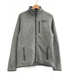()の古着「セータージャケット」|グレー