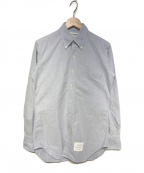 Thom Browne(トムブラウン)の古着「オックスフォードシャツ」|ブルー