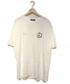 UNDERCOVER(アンダーカバー)の古着「TEE PATTI PHOTO」|ホワイト