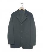Y's for men(ワイズフォーメン)の古着「チェスターコート」|ブラック