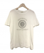 Saint Laurent Paris(サンローランパリ)の古着「プリントTシャツ」 ホワイト