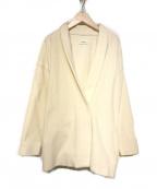 toteme(トーテム)の古着「ウールコート」|ホワイト