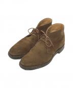 Crockett & Jones(クロケット&ジョーンズ)の古着「ブーツ」|ブラウン