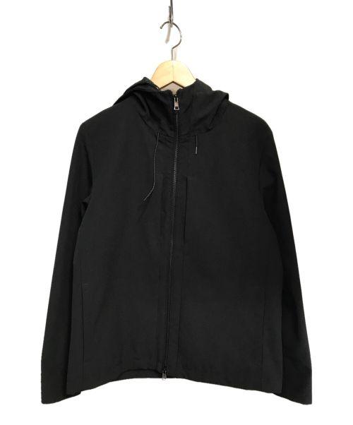 PUBLIC TOKYO(パブリックトウキョウ)PUBLIC TOKYO (パブリックトウキョウ) 撥水フーデットシェルパーカー ブラック サイズ:1の古着・服飾アイテム