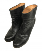 Maison Martin Margiela(メゾンマルタンマルジェラ)の古着「ブーツ」|ブラック