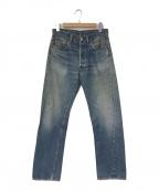 LEVI'S(リーバイス)の古着「60's 501デニムパンツ」|インディゴ
