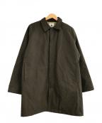 SIERRA DESIGNS(シエラデザインズ)の古着「INSULATION TACOMA COAT」|ベージュ