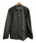THE NORTHFACE PURPLELABEL(ザノースフェイス パープルレーベル)の古着「65/35 Hopper Field Jacket」|グレー