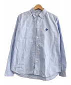 ()の古着「シャツ」 ブルー