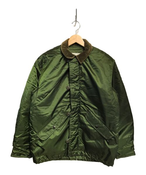 US ARMY(ユーエスアーミー)US ARMY (ユーエスアーミー) 80S A-1ジャケット カーキ サイズ:Sの古着・服飾アイテム