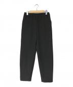 teatora(テアトラ)の古着「Wallet Pants SOLOSCAPE」|ブラック