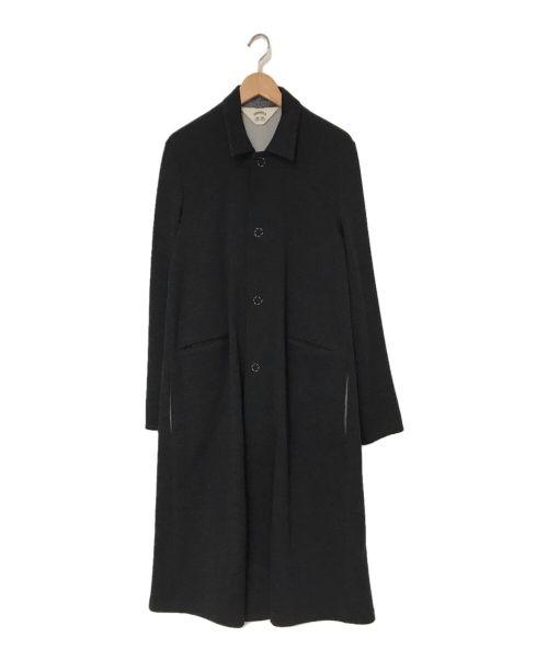 SUNSEA(サンシー)SUNSEA (サンシー) 17AW GURU'S COAT グレー サイズ:2の古着・服飾アイテム