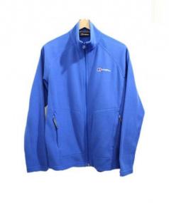 BERGHAUS(バーグハウス)の古着「フリースジャケット」 ブルー