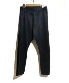 DIESEL(ディーゼル)の古着「サイドラインパンツ」|グレー