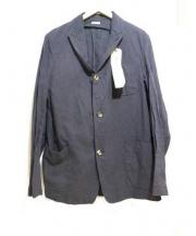 PHIGVEL MAKERS(フィグベルマーカーズ)の古着「ジャケット」 ネイビー