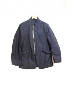 KNOTT(ノット)の古着「ナイロンジャケット」|ネイビー