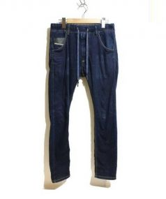 DIESEL(ディーゼル)の古着「ジョグパンツ」|インディゴ
