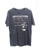 THEE HYSTERIC XXX(ジィヒステリックトリプルエックス)の古着「プリントTシャツ」 ブラック