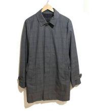ESTNATION(エストネーション)の古着「ステンカラーコート」|グレー