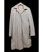 MaxMara(マックスマーラー)の古着「ステンカラーコート」|ベージュ