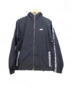 NITRAID(ナイトレイド)の古着「リアルシティカモウィンドブレーカーJKT」 ブラック