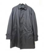 五大陸(ゴタイリク)の古着「ライナー付ステンカラーコート」 ブラック