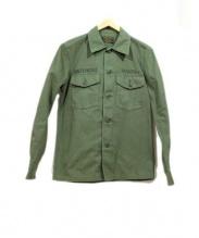 WACKOMARIA(ワコマリア)の古着「ミリタリージャケット」 カーキ
