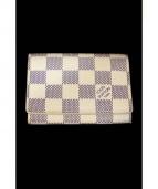 LOUIS VUITTON(ルイ・ヴィトン)の古着「カードケース」 ホワイト